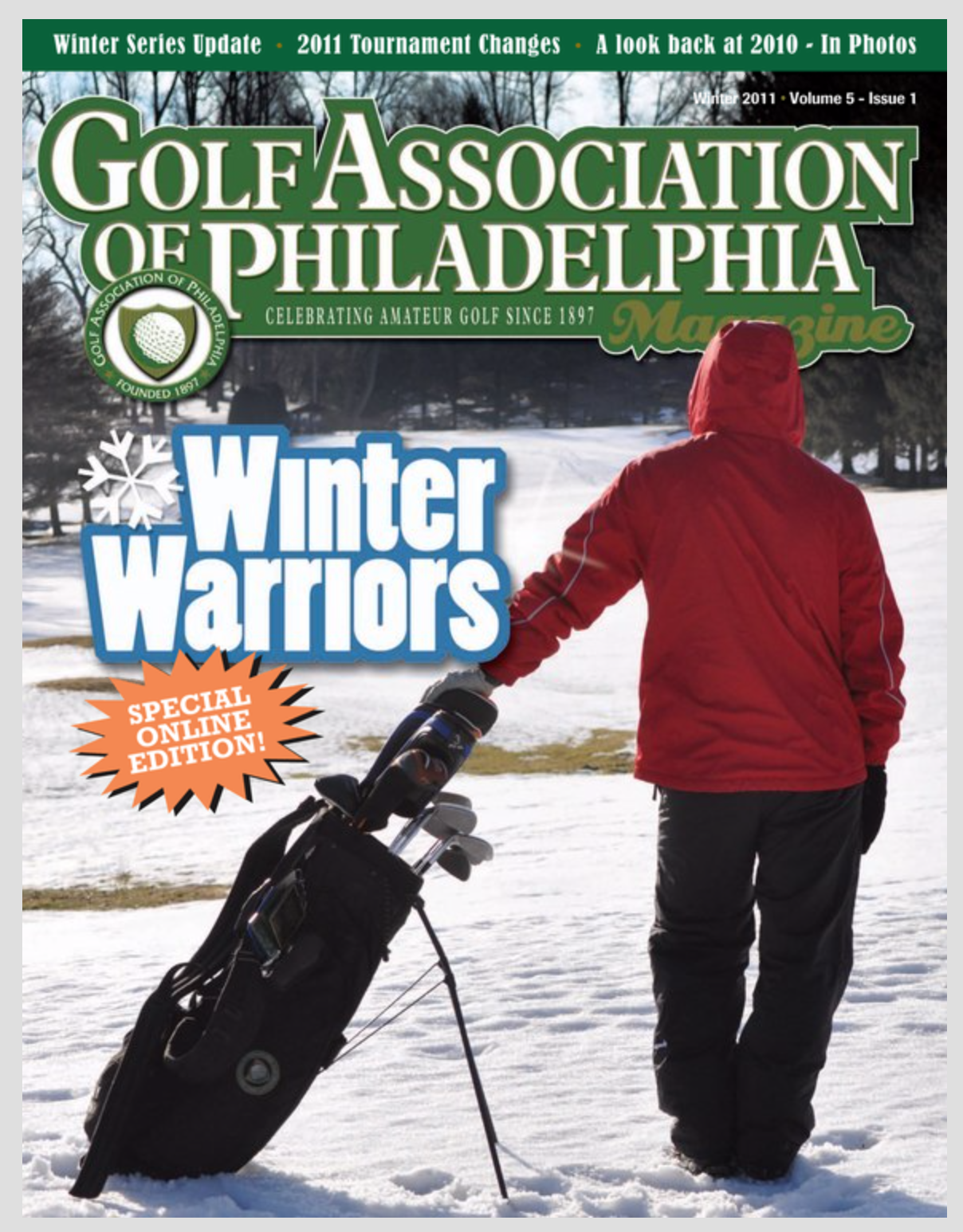 Winter Issue(Feb.)